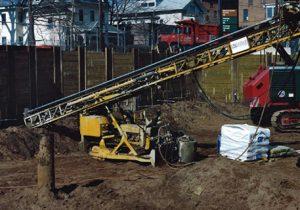Children's Hospital Construction Work