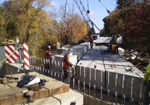 Emergency Bridge Construction Project