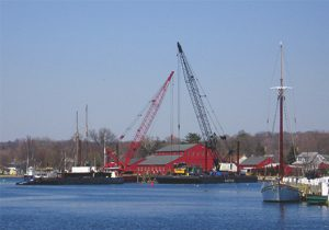 Shiplift Replacement Overview in Mystic, CT