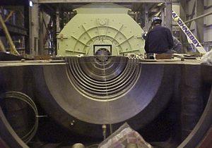 turbine alignment