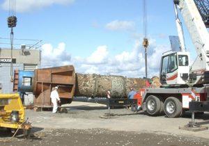 BAC team preparing to rebuild New Haven, CT utility substation